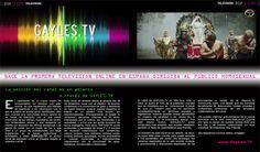 GayLes TV la primera televisión online en España dirigida al público homosexual - Revista EGF and the City