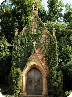 Gothic Church in Fayetteville, AR