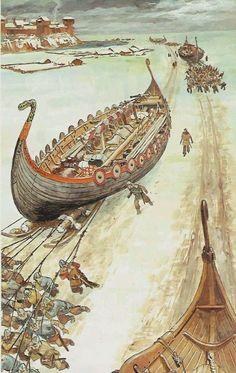 #Vikingships