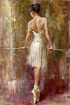Painting by Andrew Atroshenko
