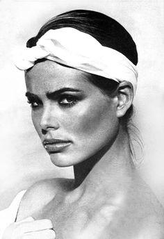 Margaux Hemingway by Francesco Scavullo, 1976