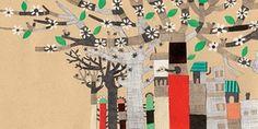 Alive Again, illustration by Nahid Kazemi