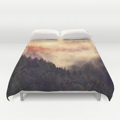 In My Other World Duvet Cover by Tordis Kayma | Society6