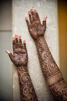 Visit for Arabic Bridal Henna Mehndi Designs. In India Pakistan Mehndi is also known as Mehandi or Mehendi, but in U. it is known as Henna