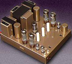 Leak Stereo valve amp