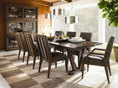 Modern & Contemporary Dining Room Design