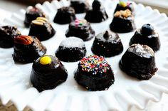 Pretty Little Brownie Bites | The Pioneer Woman Cooks | Ree Drummond
