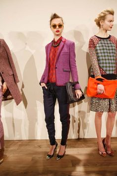 Here Are All 30 Looks From J.Crew's Printastic Fall Collection - NYFW Fall 2013 - Racked National