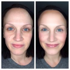 """Blog post all about contour and highlight tricks! """"Not Just for Drag Queens: Contour and Highlight"""" #makeup #beauty #blog"""