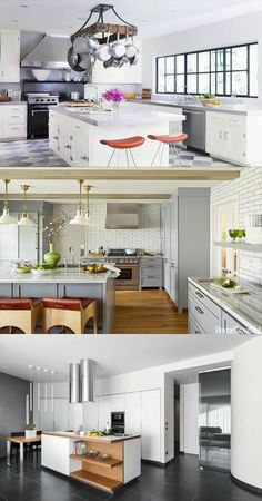 Well-designed kitchens - The kitchen is one of the most important rooms in any home. Therefore, your kitchen should be lovely place because you spend a lot of time in it. Here are great tips that might help you to get a well-designed kitchen: Sufficient illumination in your kitchen will surely facilitate your daily... -  - kitchen