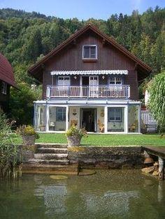 Ferienhaus mit Hund Österreich 4 Personen Bodensdorf