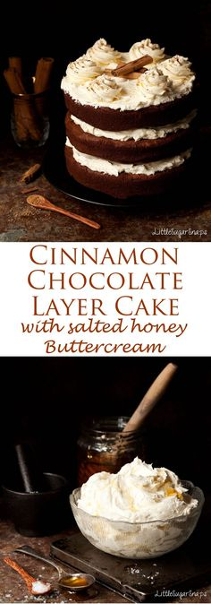 Intensely chocolatey with a hint of spice this soft fudgy Cinnamon Chocolate Cake pairs so well with the piquant mellow sweetness that is…