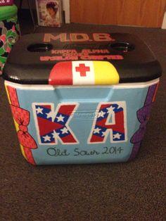 KA Old South cooler