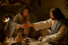 """""""Then He took bread, and when He had given thanks, He broke it and gave it to them, saying, 'This is my body given for you; do this in remembrance of Me'. He did the same with the cup after supper, and said, 'This cup is the new covenant in my blood poured out for you'."""" - Luke 22:19-20"""