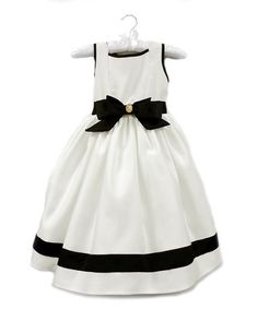 Loving this Ivory Audrey Dress - Infant on #zulily! #zulilyfinds