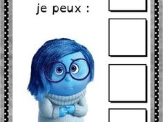 Autisme : gestion des émotions (négatives) 1st Grade Homework, Smurfs, Psychology, Animation, Messages, Activities, Feelings, Fictional Characters, Florence