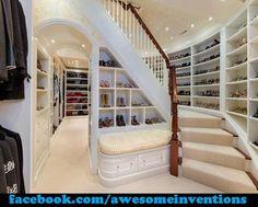 Awesome Closet Design!
