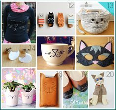 20 cute & clever gifts for cat-lovers
