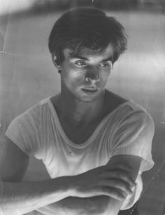 lovely young nureyev