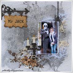 Scrap Made in Touraine: Mr. Jack