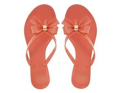 ba608eb5b72f33 Head Over Heels Ladies JUPES - Jelly Toe Post Sandal with Bow by Head Over  Heels