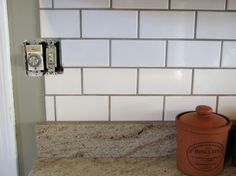 Kitchen Backsplash Grey Subway Tile subway tile grout oyster gray | grey grout, grout and white subway