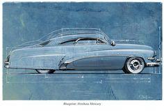 Hirohata Mercury...blueprint...