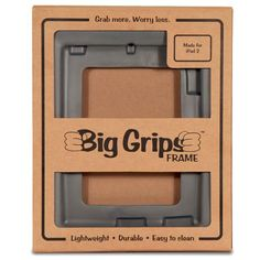 Big Grips for iPad (2nd/3rd Generation)
