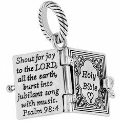 ABC Holy Bible Charm