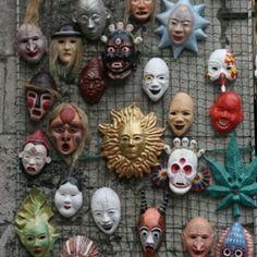 Festive masks