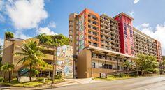 HOTEL|グアム・タモンのホテル>タモンビーチまで徒歩3分>ザ ベイビュー ホテル グアム(The Bayview Hotel Guam)