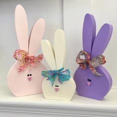Browse our gallery and choose one that best easter decorating ideas table setting, easter decorations & easter bunny decor ideas fits your creativity level. Bunny Crafts, Easter Crafts, Crafts For Teens To Make, Diy And Crafts, Spring Crafts, Holiday Crafts, Diy Ostern, Easter Projects, Easter Ideas