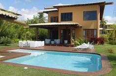 Imbassai - Casa de luxo com 4 quartos em condomínio de alto padrão à venda.  Veja mais fotos aqui - http://www.imoveisbrasilbahia.com.br/imbassai-casa-de-luxo-com-4-quartos-em-condominio-de-alto-padrao-a-venda