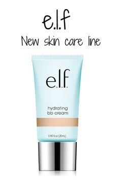 #Elf has a new skin care line . It's coming out this month. Do we have a new dupe? Can't wait to try it out. #makeup,#beauty