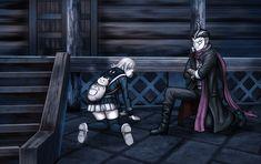 Manga Illustration, Character Illustration, Danganronpa Characters, Anime Characters, Crypt Of The Necrodancer, Avatar Costumes, Nanami Chiaki, Gundham Tanaka, Super Danganronpa