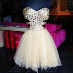 Real Photo Homecoming Dresses Sparkly Sweetheart Sexy Back Tulle Party Dress Prom Formal Gowns Graduation Dress 24 High Quality Low Price Form Fitting Homecoming Dresses Formal Homecoming Dresses From Yoyobridal, $108.38| Dhgate.Com