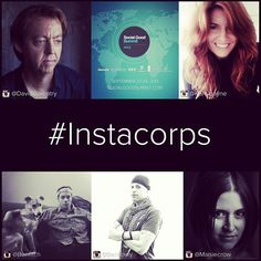 Shooting your Social Good Summit with Instagram? Tag your photos with #2030Now & #Instacorps!