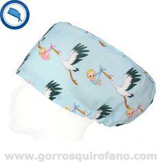 http://www.gorrosquirofano.com/producto/gorros-quirofano-matronas-ciguenas-azul/ Gorros Quirofano Matronas Cigueñas Azul