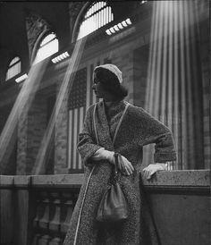 Tweed Fashions 1951 - Nina Leen