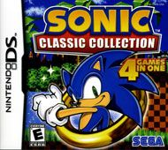 Boxshot: Sonic Classic Collection by Sega
