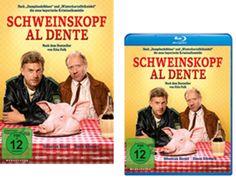 """Wir verlosen 2x """"Schweinskopf al dente"""" auf DVD! Zum Teilnahmeformular:"""