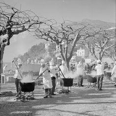 Nationaal Archief  Beschrijving: risotto  Datum: 1968