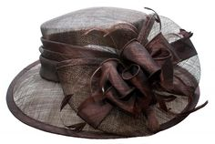 Ladies Edwardian Influenced Hat available at www.draculascloset.com