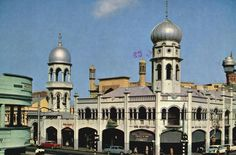 The Grey Street Mosque,built in About of Durban's population are Muslims. Beverly Hotel, Durban South Africa, City State, Historical Society, Bellisima, Taj Mahal, Mosques, River, Street