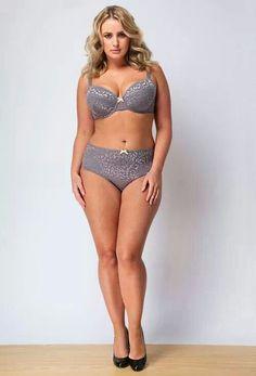 Plus Size Bikinis Models 2012