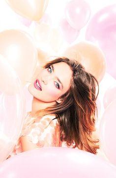 Natalia Vodianova Shines in Guerlain's Spring Beauty Ads