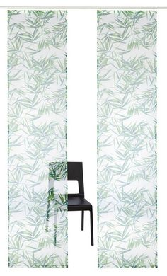Flächenvorhang 1 Stück Farbe wollweiss Schiebevorhang -865238- Deko Trends