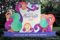 Epcot Food and Wine Festival FAQ: How Much Should I Budget For the Festival?
