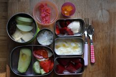 The Little Gnomes Home: Lunchbox ideas for children: revisited