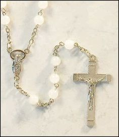 Miraculous Luminous Rosary (Glow In the Dark) | My Brother's Keeper Catholic Gift Shop Buy Now at www.mbkcatholicgifts.com